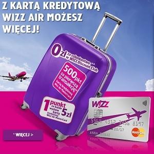Karta kredytowa WizzAir